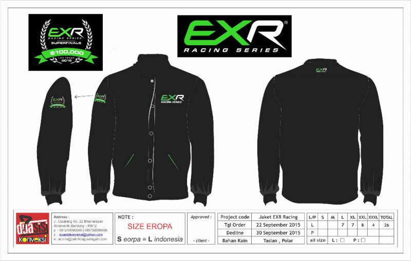 EXR Racing Series Las Vegas